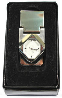 Money Clip Watch