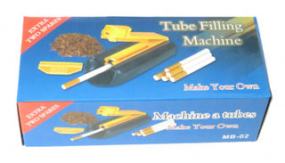 Cigarette Tube Loading Machine -