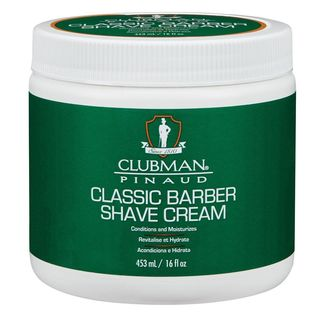 Clubman Classic Barber Shave Cream (453 ml)