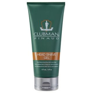 Clubman Head and Shave Gel - 177ml Tube