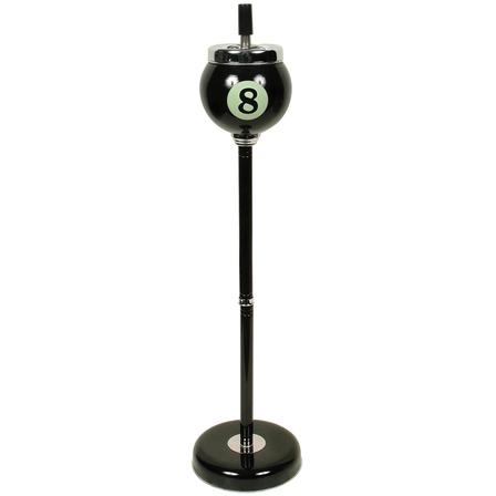 Standing Ashtray - 8-Ball (60 cm High)